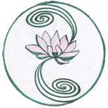 Spiraling Lotus